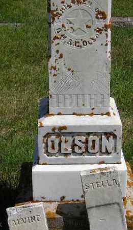 OLSON, CHILDREN - Codington County, South Dakota | CHILDREN OLSON - South Dakota Gravestone Photos