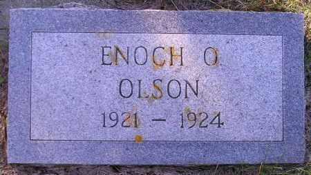 OLSON, ENOCH O. - Codington County, South Dakota   ENOCH O. OLSON - South Dakota Gravestone Photos