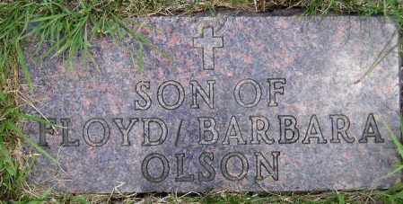 OLSON, INFANT - Codington County, South Dakota | INFANT OLSON - South Dakota Gravestone Photos