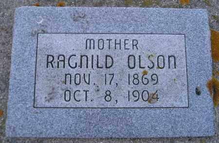 OLSON, RAGNILD - Codington County, South Dakota   RAGNILD OLSON - South Dakota Gravestone Photos