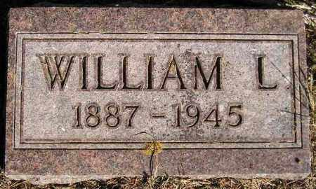 OLSON, WILLIAM L. - Codington County, South Dakota   WILLIAM L. OLSON - South Dakota Gravestone Photos