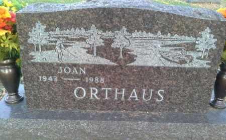 ORTHAUS, JOAN - Codington County, South Dakota | JOAN ORTHAUS - South Dakota Gravestone Photos