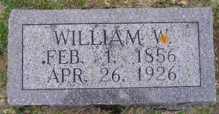 OVERLAND, WILLIAM W. - Codington County, South Dakota | WILLIAM W. OVERLAND - South Dakota Gravestone Photos