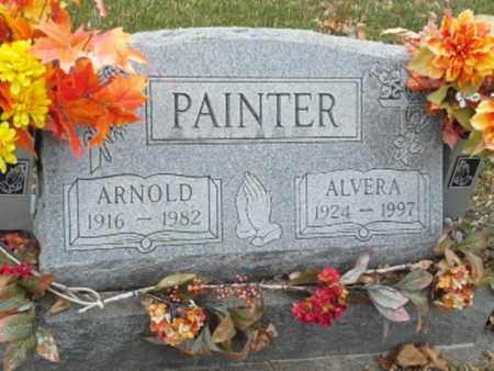 PAINTER, ARNOLD - Codington County, South Dakota | ARNOLD PAINTER - South Dakota Gravestone Photos