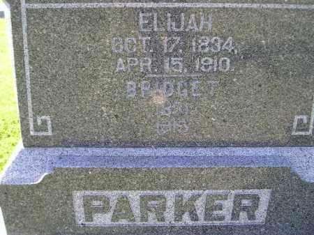 PARKER, BRIDGET ANNE - Codington County, South Dakota   BRIDGET ANNE PARKER - South Dakota Gravestone Photos