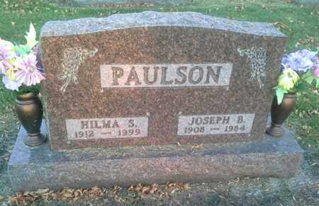PAULSON, HILMA S - Codington County, South Dakota | HILMA S PAULSON - South Dakota Gravestone Photos
