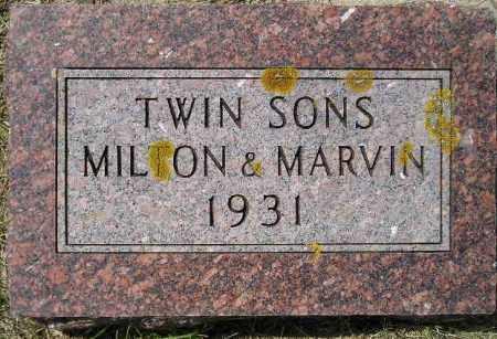 PAULSON, MARVIN - Codington County, South Dakota | MARVIN PAULSON - South Dakota Gravestone Photos