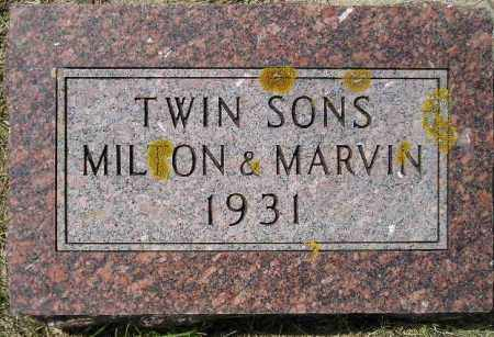 PAULSON, MILTON - Codington County, South Dakota | MILTON PAULSON - South Dakota Gravestone Photos
