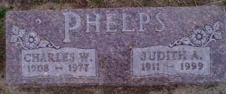 FARNESS PHELPS, JUDITH ADELAIDE - Codington County, South Dakota | JUDITH ADELAIDE FARNESS PHELPS - South Dakota Gravestone Photos