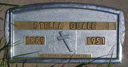 QUALE, STELLA ADENA - Codington County, South Dakota | STELLA ADENA QUALE - South Dakota Gravestone Photos