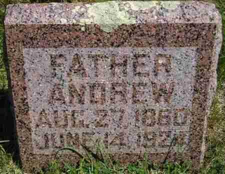 RISTVEDT, ANDREW - Codington County, South Dakota | ANDREW RISTVEDT - South Dakota Gravestone Photos