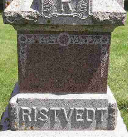 RISTVEDT, FAMILY STONE - Codington County, South Dakota | FAMILY STONE RISTVEDT - South Dakota Gravestone Photos