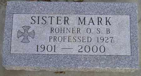 ROHNER, IDA ANN - Codington County, South Dakota | IDA ANN ROHNER - South Dakota Gravestone Photos