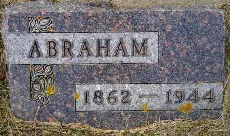 RUKSTAD, ABRAHAM SORENSON - Codington County, South Dakota | ABRAHAM SORENSON RUKSTAD - South Dakota Gravestone Photos