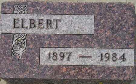 RUKSTAD, ELBERT MANFORD - Codington County, South Dakota | ELBERT MANFORD RUKSTAD - South Dakota Gravestone Photos