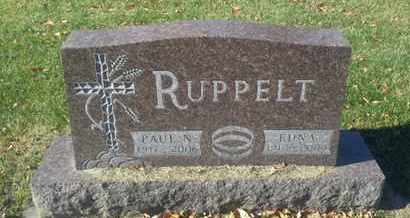 RUPPELT, EDNA - Codington County, South Dakota | EDNA RUPPELT - South Dakota Gravestone Photos
