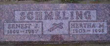 ZIRBEL SCHMELING, HERTHA M. - Codington County, South Dakota | HERTHA M. ZIRBEL SCHMELING - South Dakota Gravestone Photos