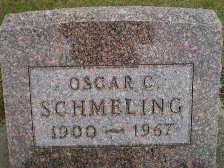 SCHMELING, OSCAR CARL - Codington County, South Dakota | OSCAR CARL SCHMELING - South Dakota Gravestone Photos
