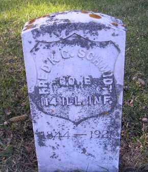 SCHMIDT, FRED K.G. - Codington County, South Dakota | FRED K.G. SCHMIDT - South Dakota Gravestone Photos