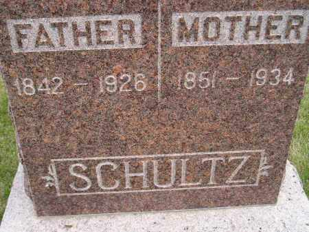 SCHULTZ, AUGUSTA - Codington County, South Dakota | AUGUSTA SCHULTZ - South Dakota Gravestone Photos
