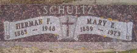 SCHULTZ, HERMAN F. - Codington County, South Dakota | HERMAN F. SCHULTZ - South Dakota Gravestone Photos