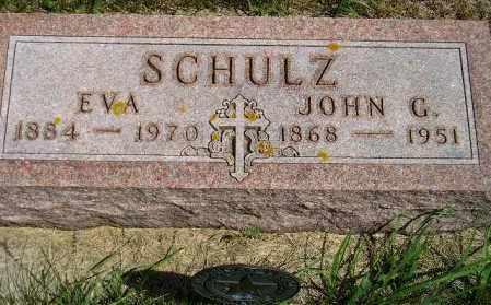 SCHULZ, JOHN GEORGE - Codington County, South Dakota   JOHN GEORGE SCHULZ - South Dakota Gravestone Photos