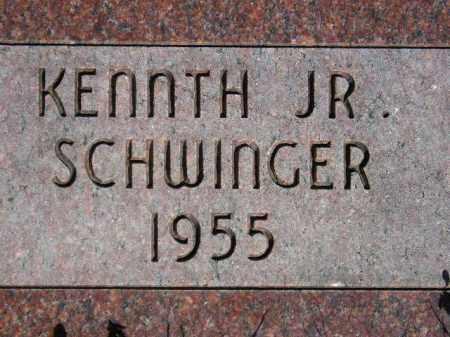 SCHWINGER, KENNETH JR. - Codington County, South Dakota | KENNETH JR. SCHWINGER - South Dakota Gravestone Photos