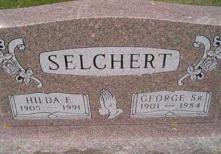 SELCHERT, HILDA EMMA - Codington County, South Dakota | HILDA EMMA SELCHERT - South Dakota Gravestone Photos