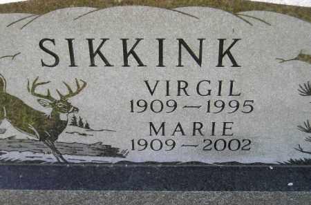 BERGAN SIKKINK, KAREN MARIE - Codington County, South Dakota | KAREN MARIE BERGAN SIKKINK - South Dakota Gravestone Photos