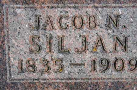 SILJAN, JACOB N. - Codington County, South Dakota   JACOB N. SILJAN - South Dakota Gravestone Photos