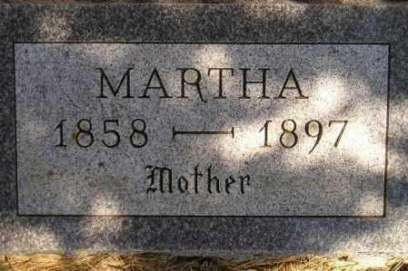 MELAND SKOGSTAD, MARTHA - Codington County, South Dakota | MARTHA MELAND SKOGSTAD - South Dakota Gravestone Photos
