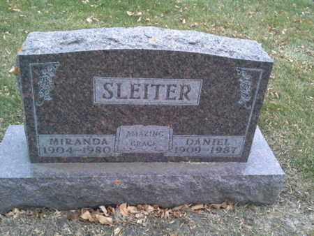 SLEITER, MIRANDA - Codington County, South Dakota | MIRANDA SLEITER - South Dakota Gravestone Photos