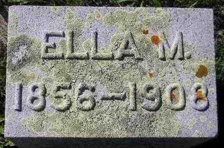 SORENG, ELLA M. - Codington County, South Dakota | ELLA M. SORENG - South Dakota Gravestone Photos