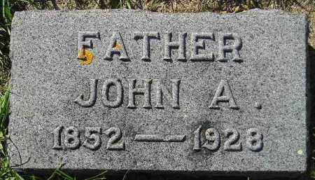 SORENG, JOHN A. - Codington County, South Dakota | JOHN A. SORENG - South Dakota Gravestone Photos