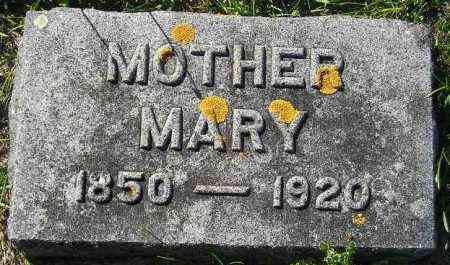 SORENG, MARY - Codington County, South Dakota | MARY SORENG - South Dakota Gravestone Photos