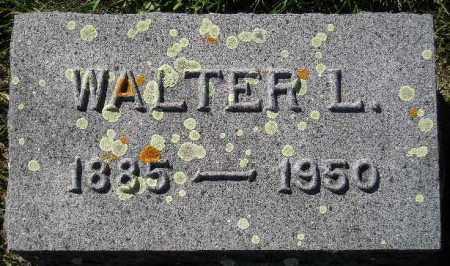 SORENG, WALTER L. - Codington County, South Dakota | WALTER L. SORENG - South Dakota Gravestone Photos