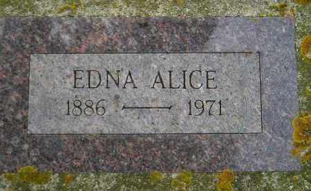 MORRISON SOUTHWICK, EDNA ALICE - Codington County, South Dakota | EDNA ALICE MORRISON SOUTHWICK - South Dakota Gravestone Photos