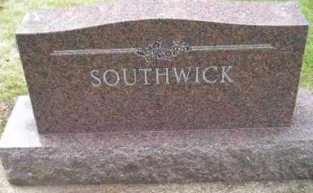 SOUTHWICK, FAMILY STONE - Codington County, South Dakota   FAMILY STONE SOUTHWICK - South Dakota Gravestone Photos