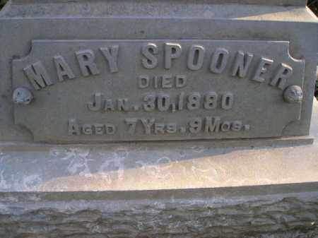 SPOONER, MARY - Codington County, South Dakota | MARY SPOONER - South Dakota Gravestone Photos