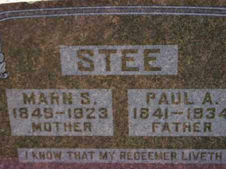STEE, MARN S. - Codington County, South Dakota | MARN S. STEE - South Dakota Gravestone Photos
