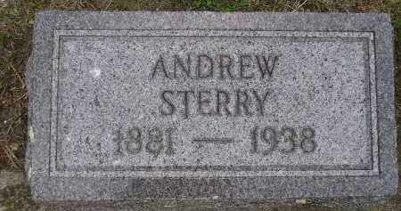 STERRY, ANDREW - Codington County, South Dakota | ANDREW STERRY - South Dakota Gravestone Photos
