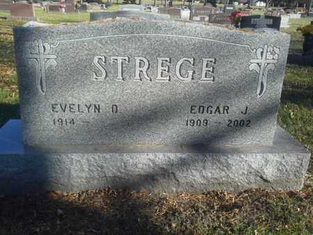 STREGE, EVELYN D - Codington County, South Dakota   EVELYN D STREGE - South Dakota Gravestone Photos