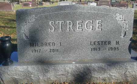 STREGE, LESTER H - Codington County, South Dakota | LESTER H STREGE - South Dakota Gravestone Photos