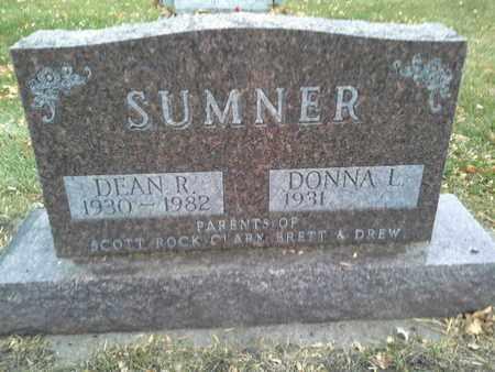 SUMNER, DEAN R - Codington County, South Dakota | DEAN R SUMNER - South Dakota Gravestone Photos