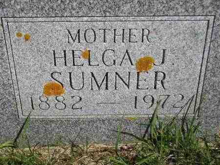 LAUSENG SUMNER, HELGA (HELEN) J. - Codington County, South Dakota   HELGA (HELEN) J. LAUSENG SUMNER - South Dakota Gravestone Photos