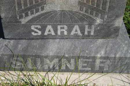 SUMNER, SARAH - Codington County, South Dakota | SARAH SUMNER - South Dakota Gravestone Photos
