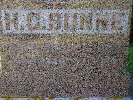 SUNNE, HALVOR C. - Codington County, South Dakota | HALVOR C. SUNNE - South Dakota Gravestone Photos
