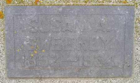 MOORE SWEENEY, SUSAN A. - Codington County, South Dakota | SUSAN A. MOORE SWEENEY - South Dakota Gravestone Photos