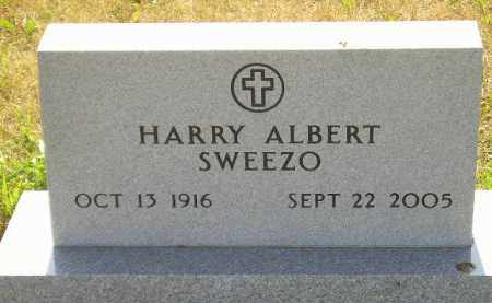SWEEZO, HARRY ALBERT - Codington County, South Dakota | HARRY ALBERT SWEEZO - South Dakota Gravestone Photos