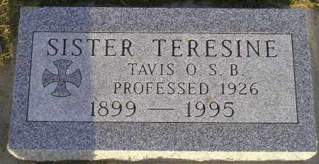 TAVIS, LAURA IDA - Codington County, South Dakota | LAURA IDA TAVIS - South Dakota Gravestone Photos
